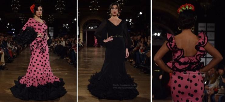 consolacion ayala trajes de flamenca