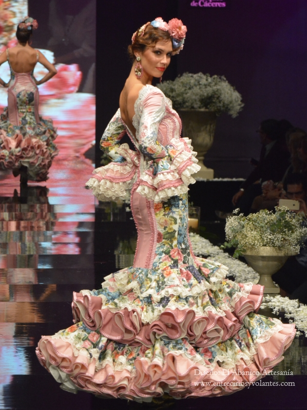 981d4d768 el abanico artesania simof 2016 trajes de flamenca (6) - Entre ...