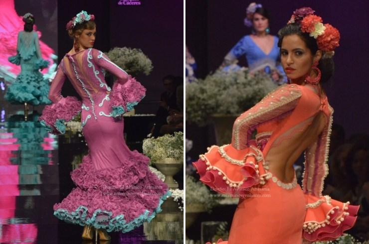 el abanico de velez simof 2016 trajes de flamenca (4)