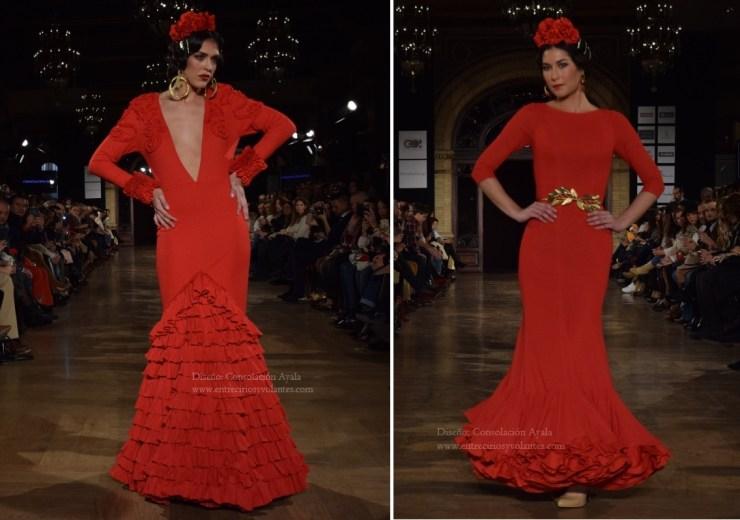 trajes de flamenca 2016 tendencias consolacion ayala (6)