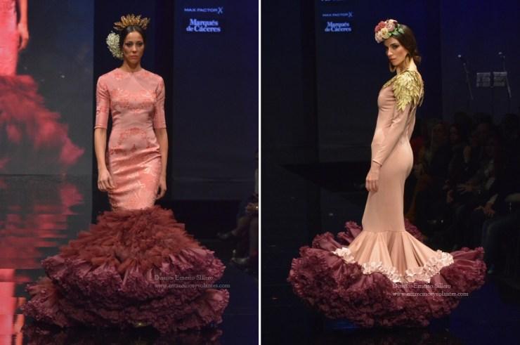 trajes de flamenca ernesto sillero simof 2016 (1)