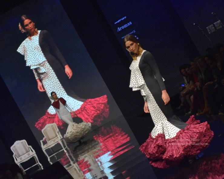 trajes de flamenca ernesto sillero simof 2016 (2)