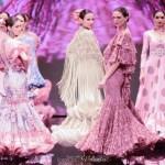 Tendencias flamenca 2018: Colores pasteles