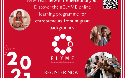 ELYME Project Online course for migrant entrepreneurs