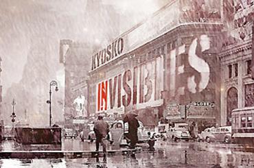 invisibles - kyosko