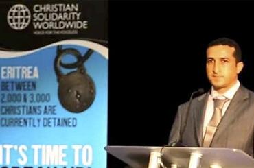 Yousef Nadarkhani agradece las oraciones