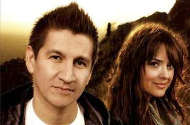 Enmanuel y Linda Espinosa