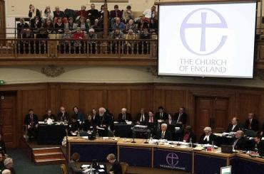 Sinodo anglicanos 2012