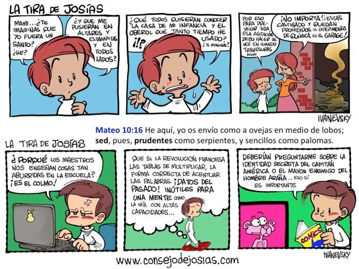 Travesuras de Josías