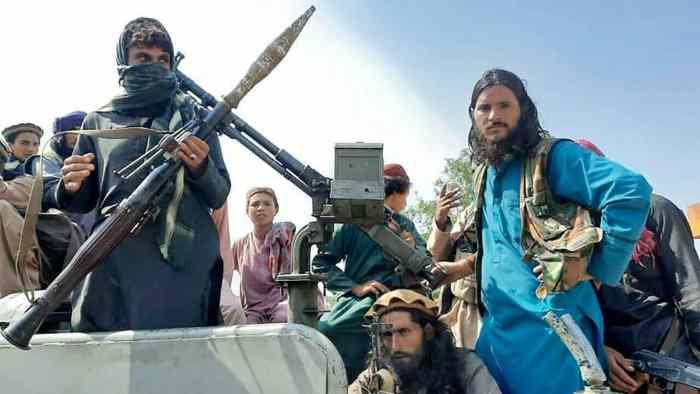Oremos por Afganistán