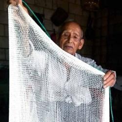 Tejedores de atarrayas: El secreto para una buena pesca