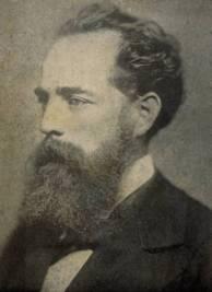 Poeta Cubano José Joaquín Palma.