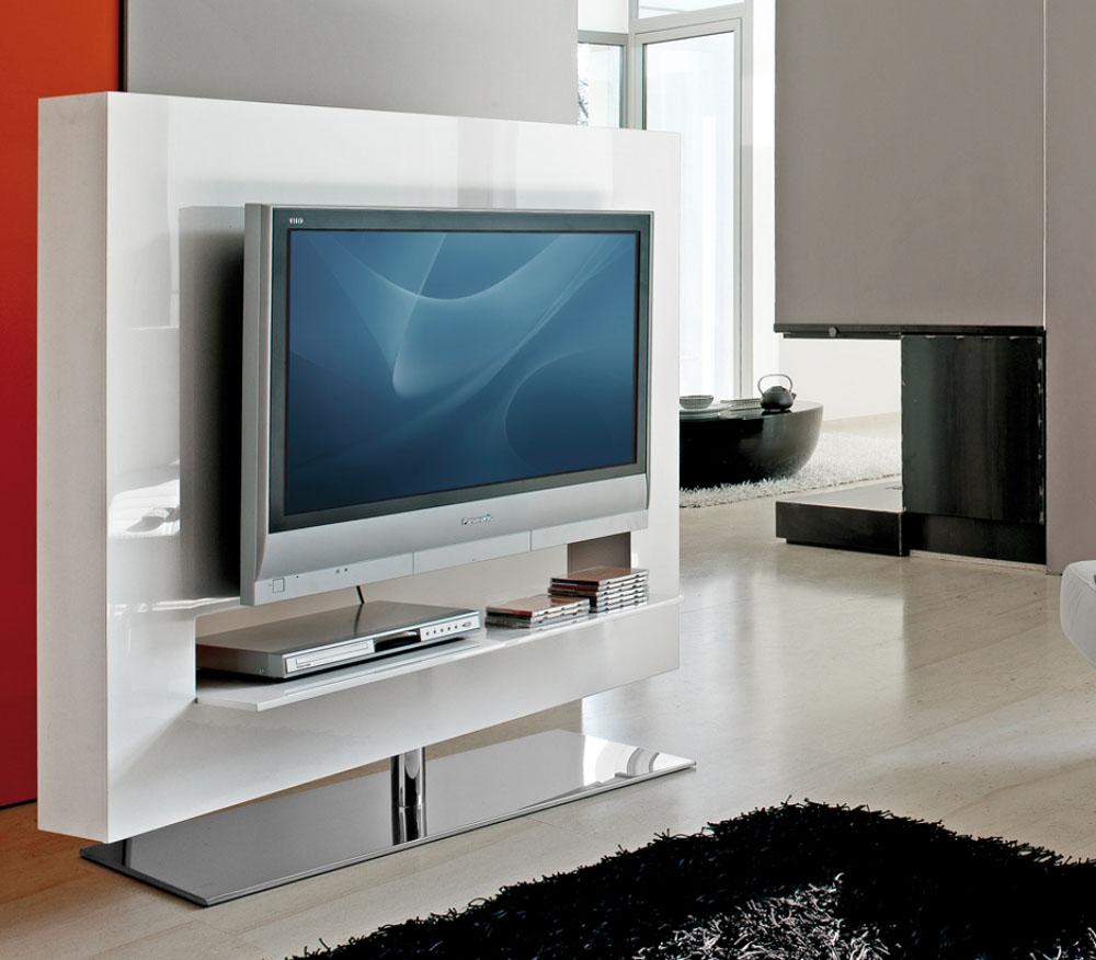 Mobilier De Bureau Design Meuble TV Base Pivotante