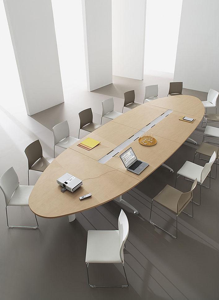 Tables De Confrence Table De Runion Ovale ICONE