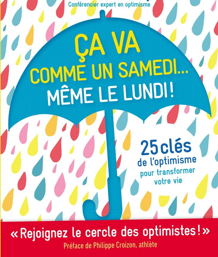 optimisme; developpement personnel; coaching; livre;