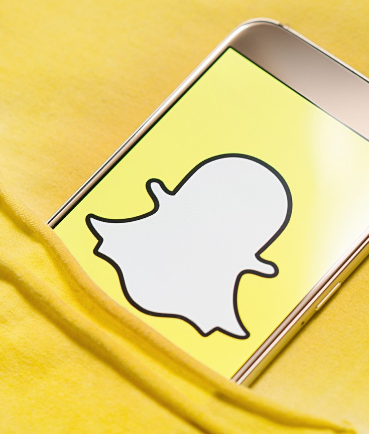 Snapchat, l'application mobile gagnante des entrepreneures