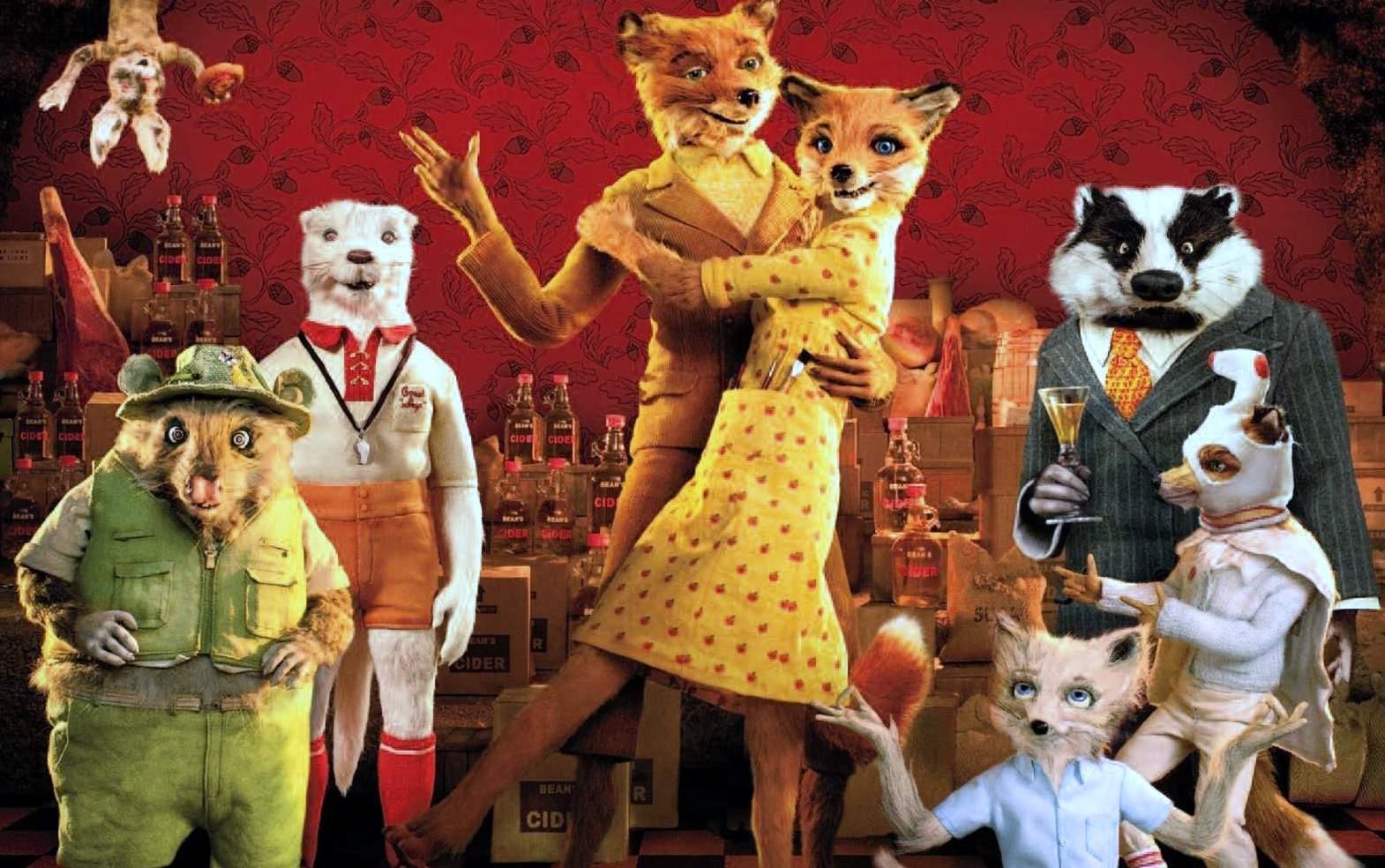 El Fantastico Sr Fox Que Tenes Ganas De Ver