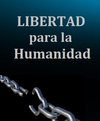 logo libertad para la humanidad