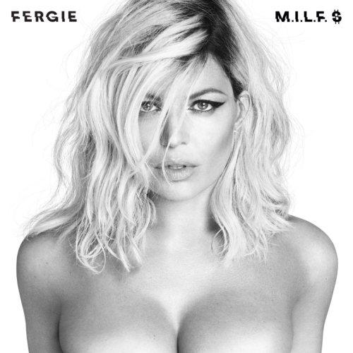 Fergie M.I.L.F. portada