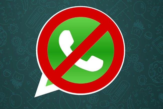 WhatsApp suspension cuenta