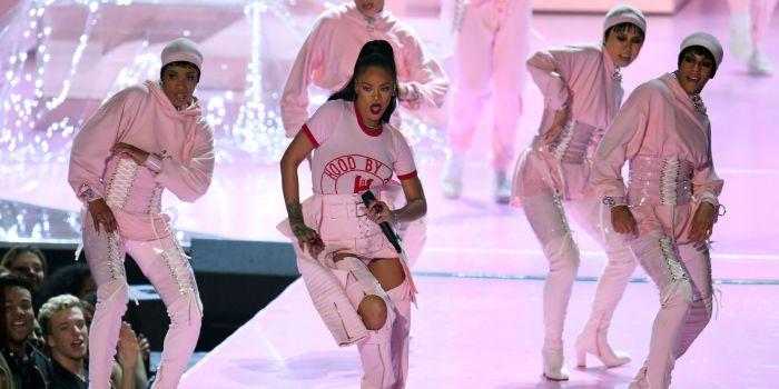 VMAs 2016 Rihanna