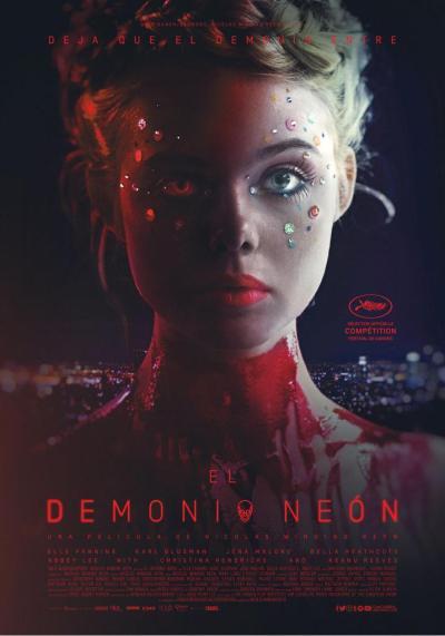 poster El Demonio Neon