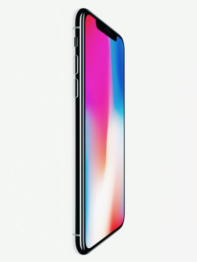 iPhone X en Mexico