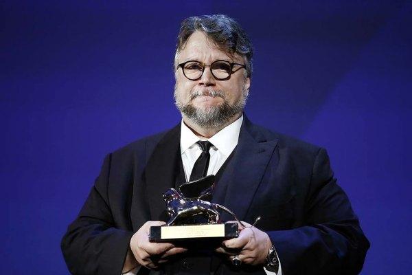 Guillermo del Toro Globos de Oro 2018