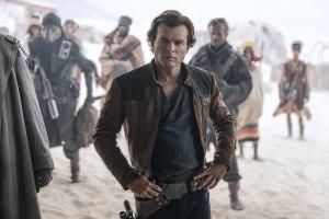 Han Solo trailer