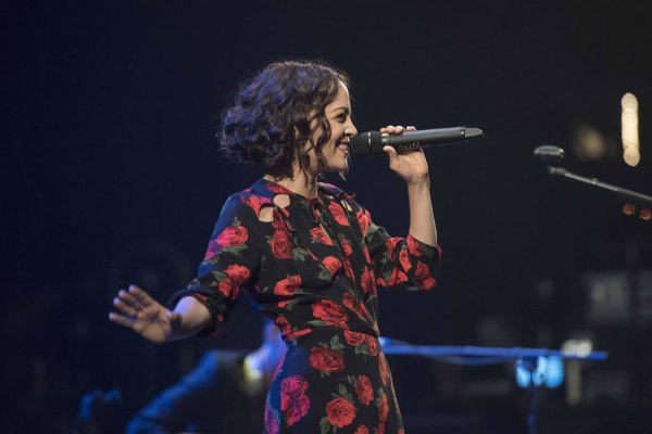 Natalia Lafourcade Teatro Metropolitan 2018