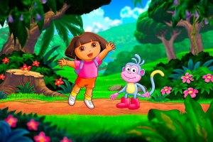 live action Dora la Exploradora