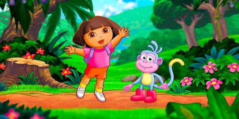 live action Dora la Exploradora