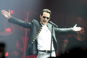 Marc Anthony Legacy Tour