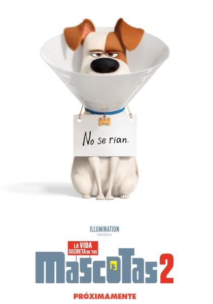 poster La Vida Secreta de tus Mascotas 2