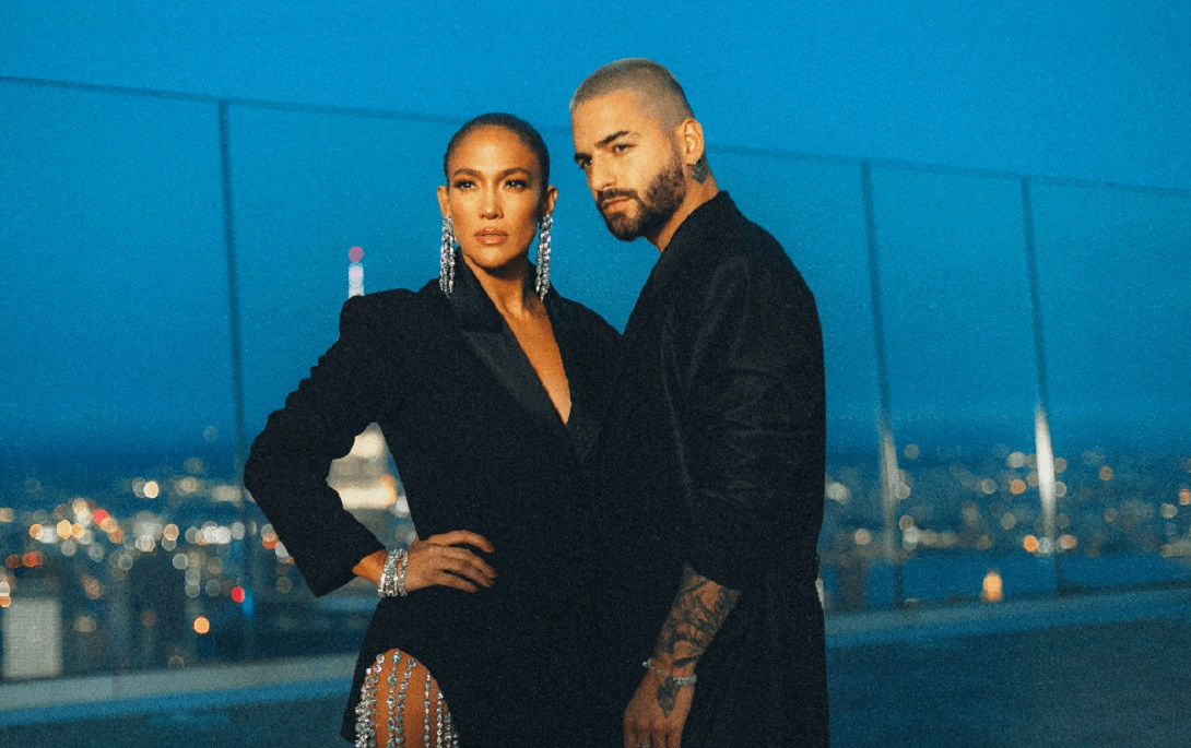 Jennifer Lopez y Maluma estrenan doble single