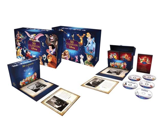50 Clasicos de Disney