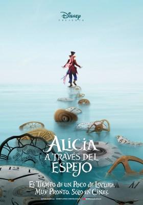 poster Alicia a traves del Espejo