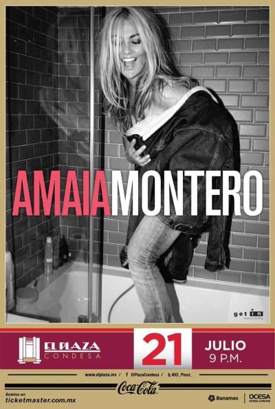 Amaia Montero Plaza Condesa