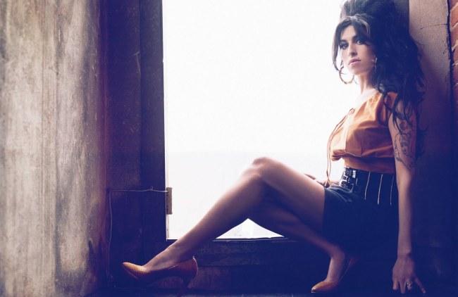 Amy Winehouse moda