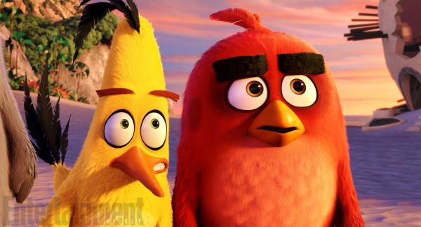 pelicula Angry Birds