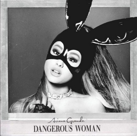Ariana Grande Dangerous Woman cover