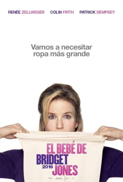 poster El Bebe de Bridget Jones
