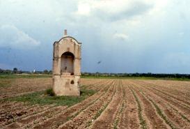 Hacienda 7 reales, Gto - Monumento a La Llorona - Foto de Homero Adame (2)