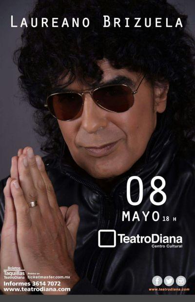 Laureano Brizuela Teatro Diana