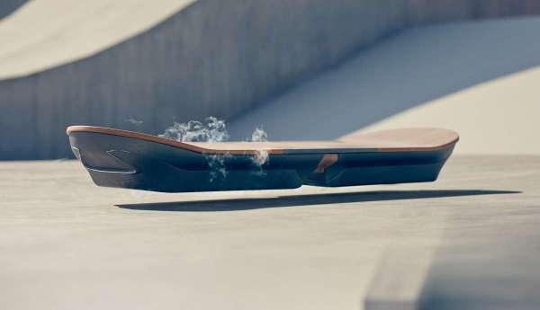 patineta voladora Lexus Hoverboard