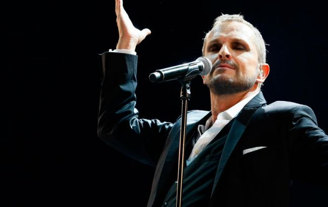 Miguel Bose MTV Unplugged
