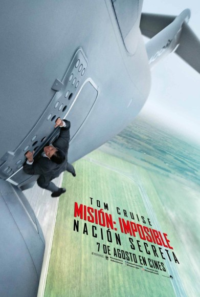 Mision Imposible 5