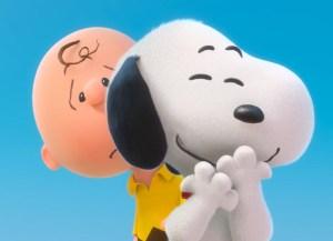 Peanuts Movie, pelicula de Snoppy