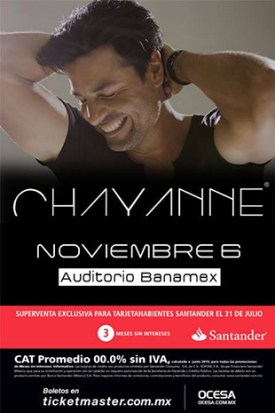 chayanne nota