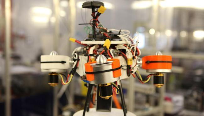 drones NASA